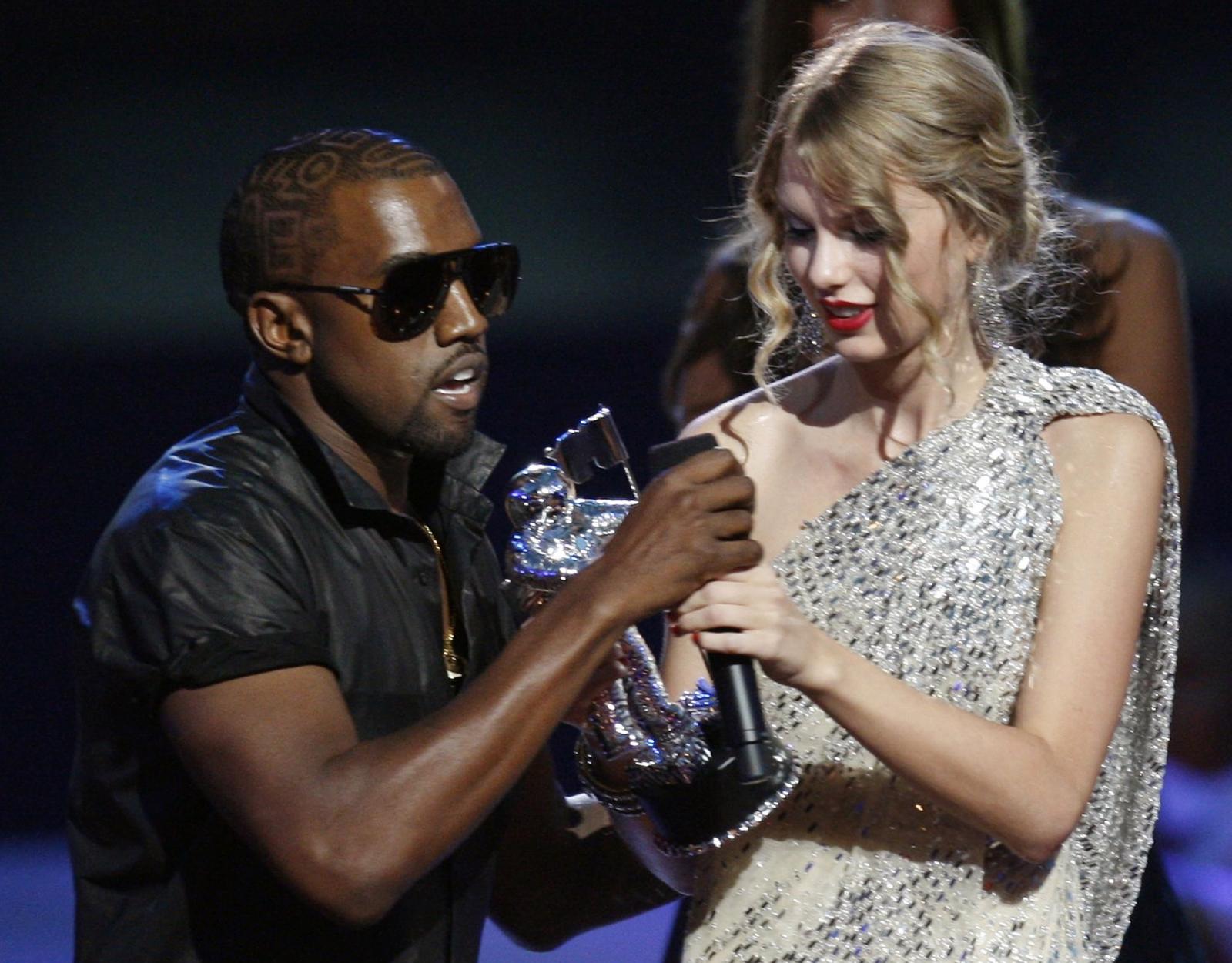Taylor Swift Kanye West Famous Khloe Kardashian Attacks -8726