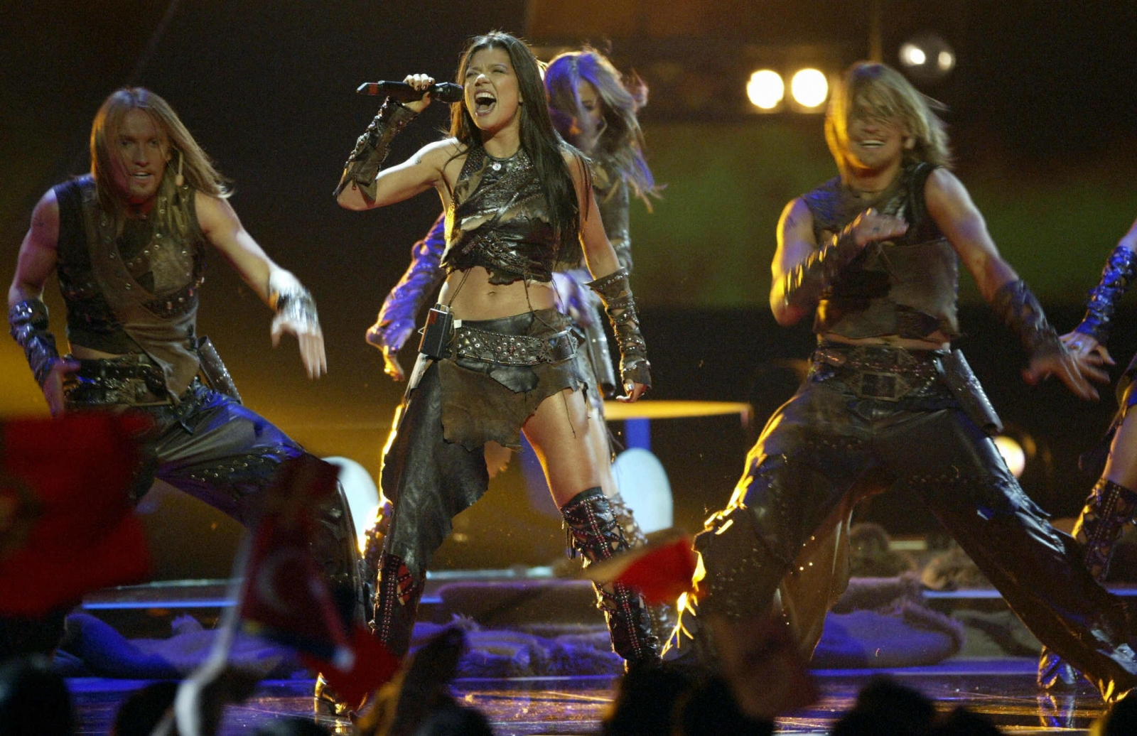 Ruslana Eurovision