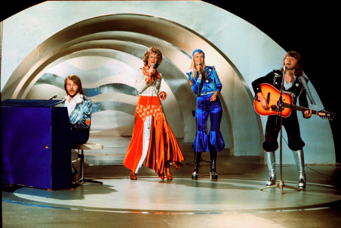 Abba Eurovision