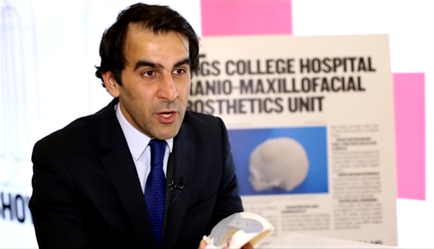 Dr Muhanad Hatamleh, Kings College Hospital