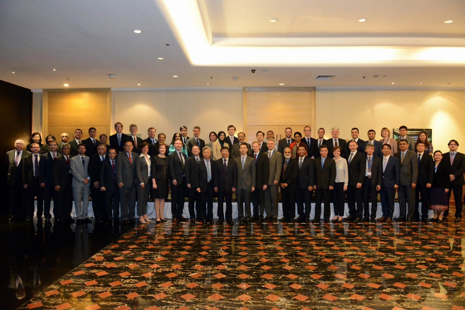 AIIB 5th Chief Negotiators' Meeting