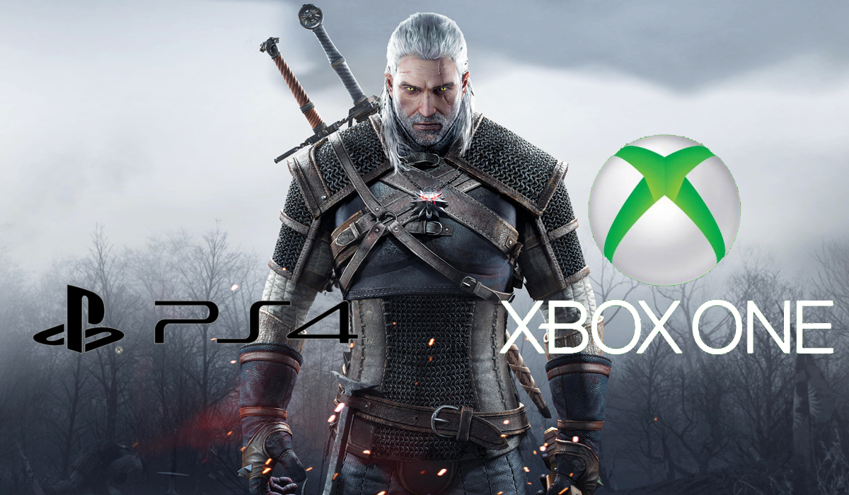 Witcher 3 PS4 Xbox One Bundles