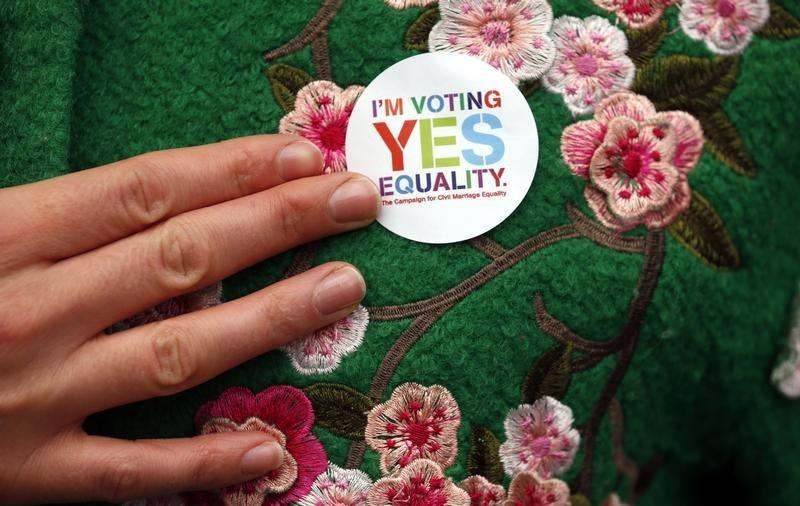 Ireland same-sex marriage referendum