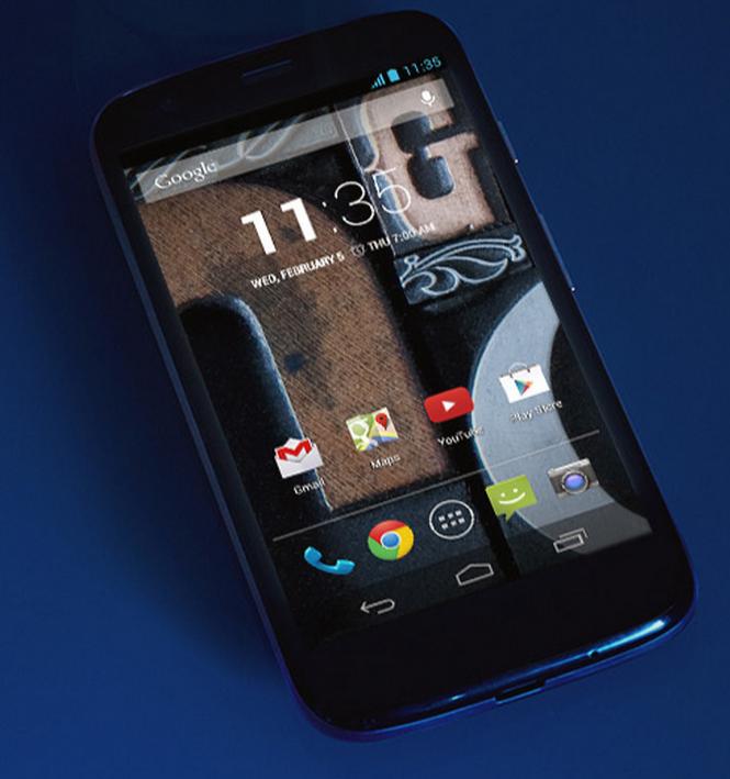 Moto G 2013 (1st gen)