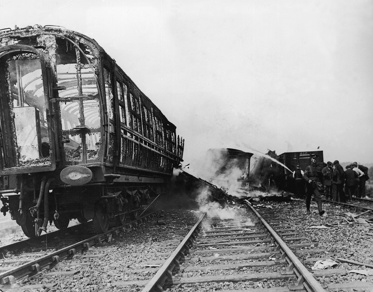 Britain's worst rail disaster