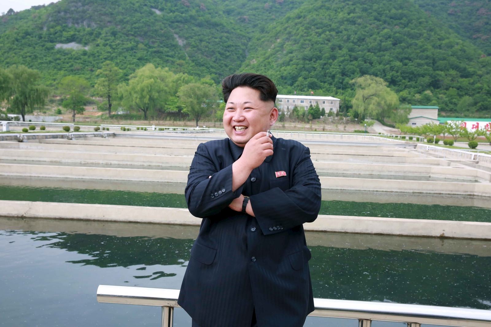 North Korea's Kim Jong-un's brother spotted