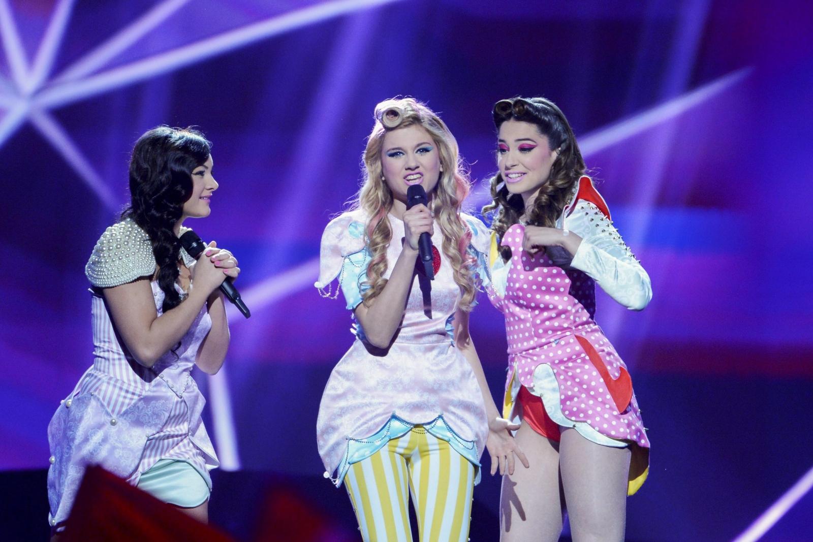 Eurovision Moje 3