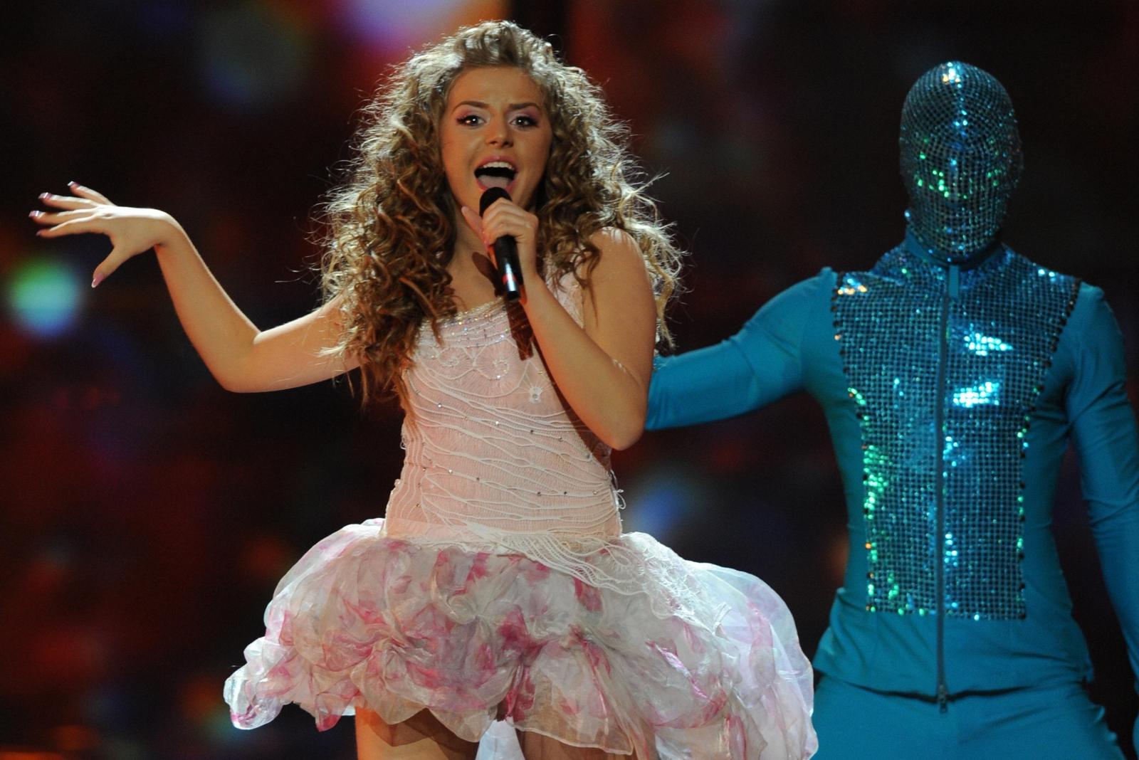 Eurovision Kejsi Tola