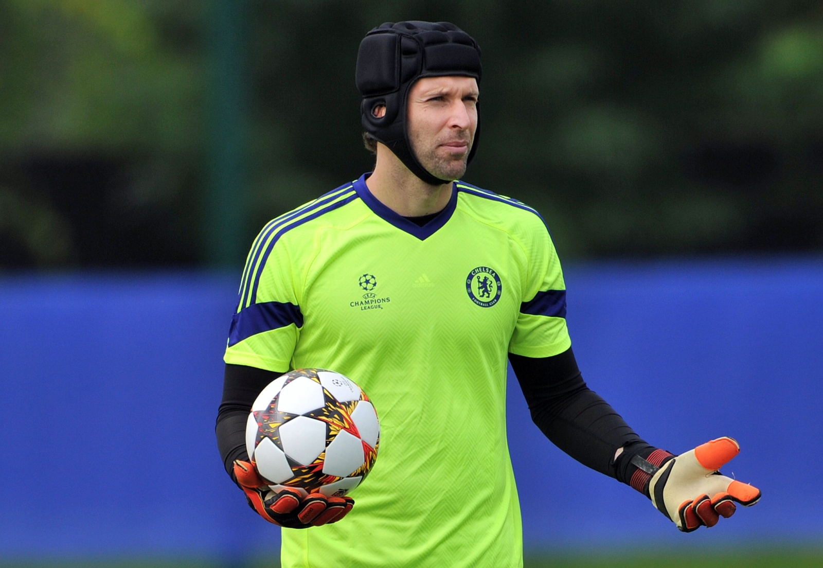 Petr Cech Pictures - FC Bayern Muenchen v Chelsea FC ...  |Petr Cech Chelsea Save