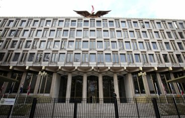 London US embassy