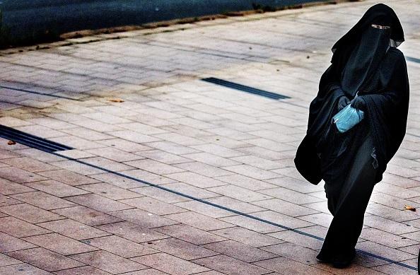 Dutch burka ban