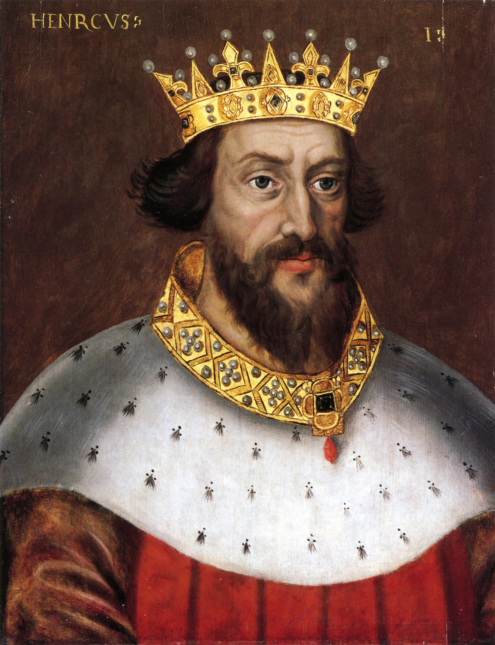 King Henry I remains found?
