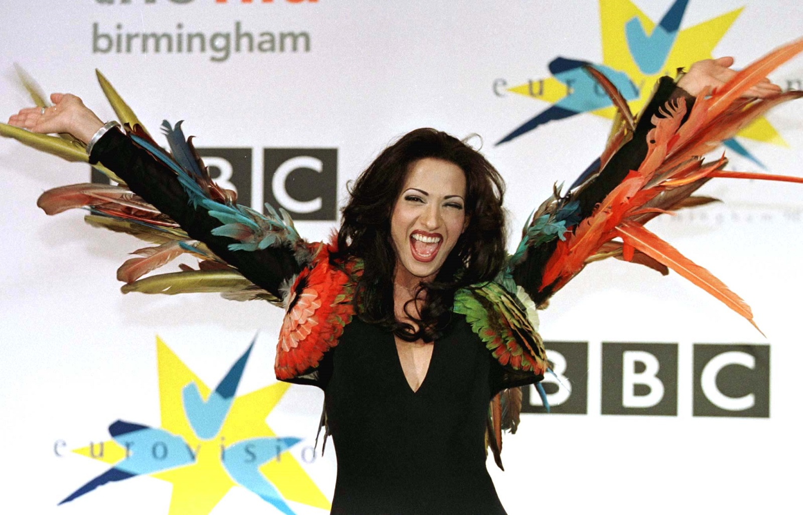Dana International wins Eurovision 1998