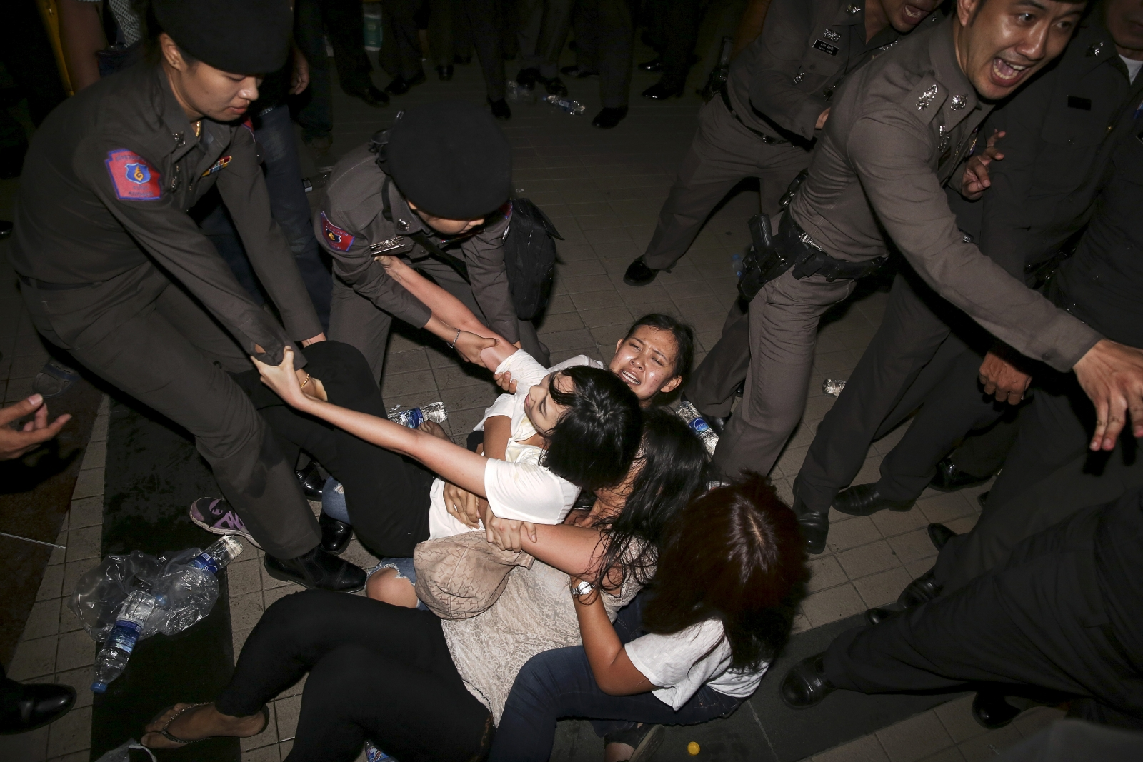 Thailand anti-coup protests