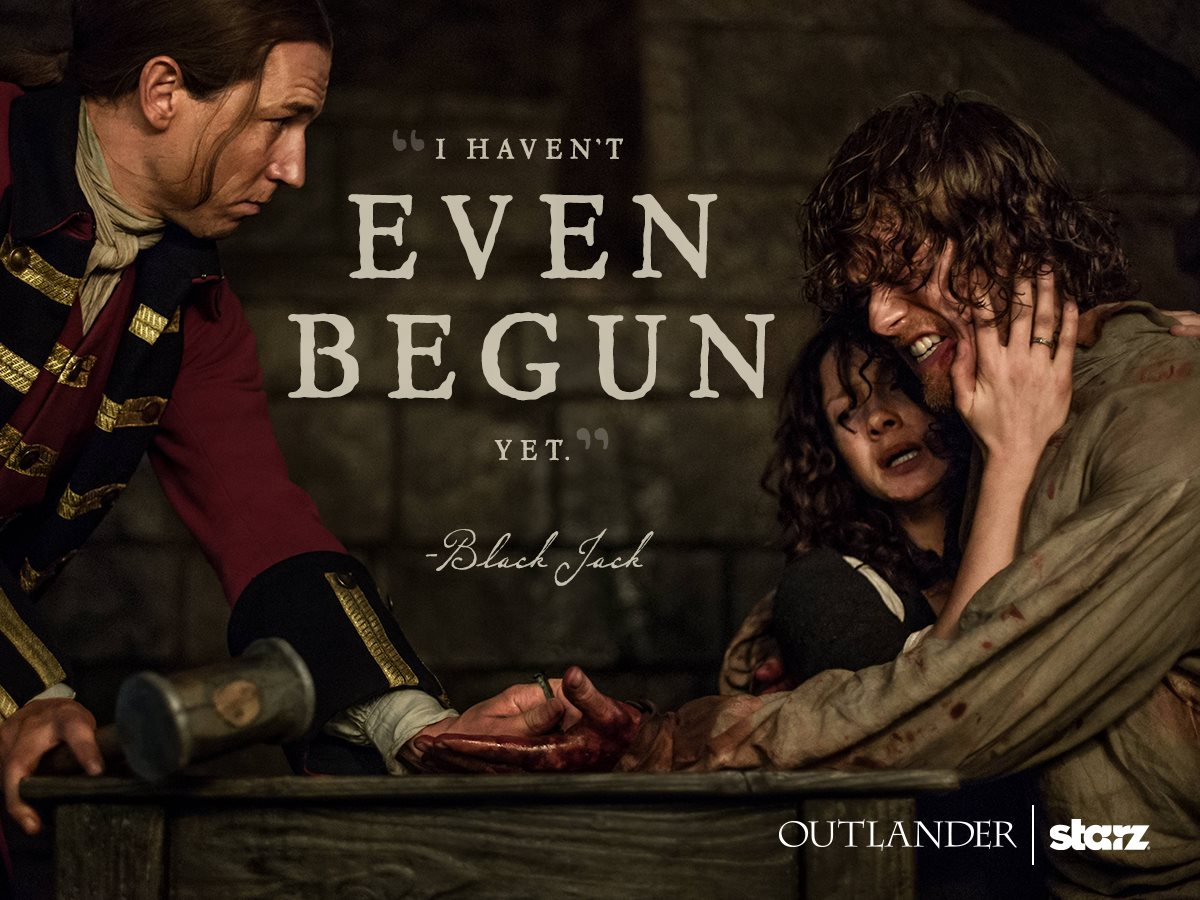 Bad celebrity audition tapes for outlander