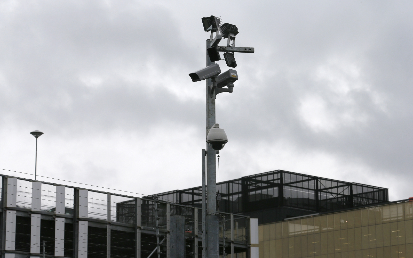 CCTV camera to be cut