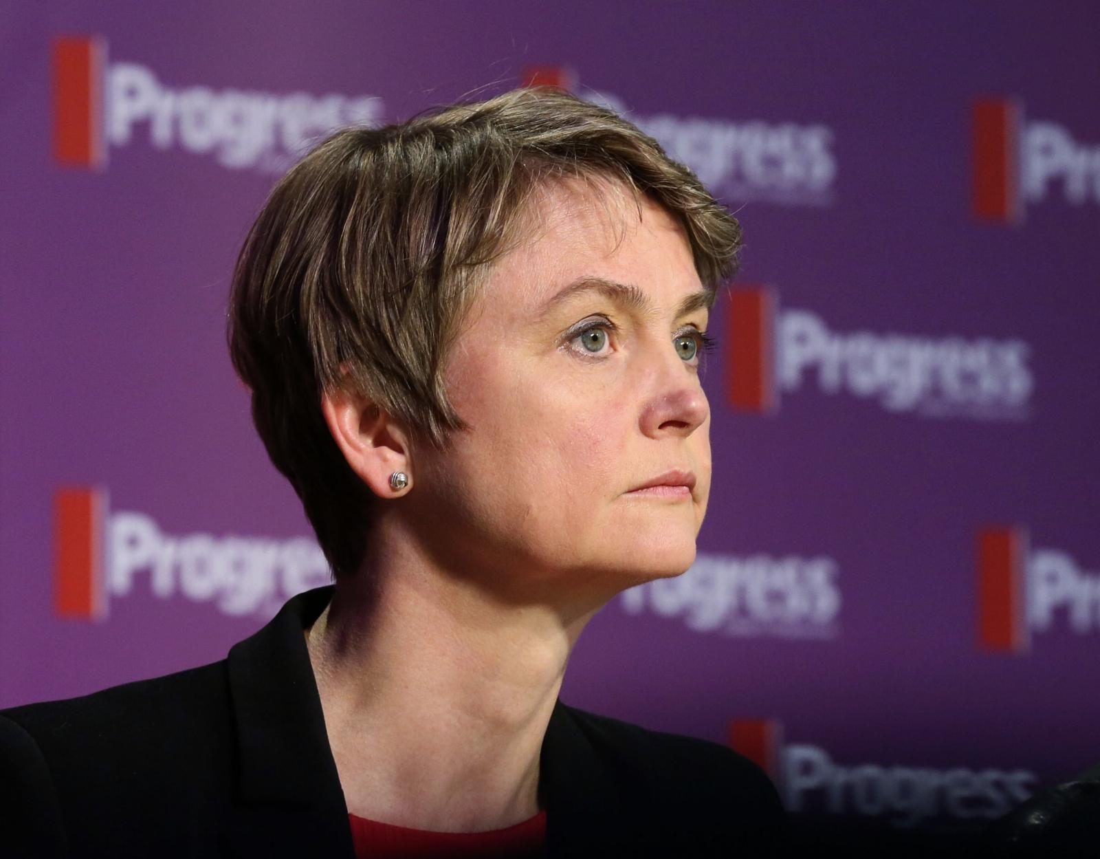 Yvette Cooper Labour