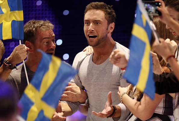 sweden wins the eurovision contest with heroes