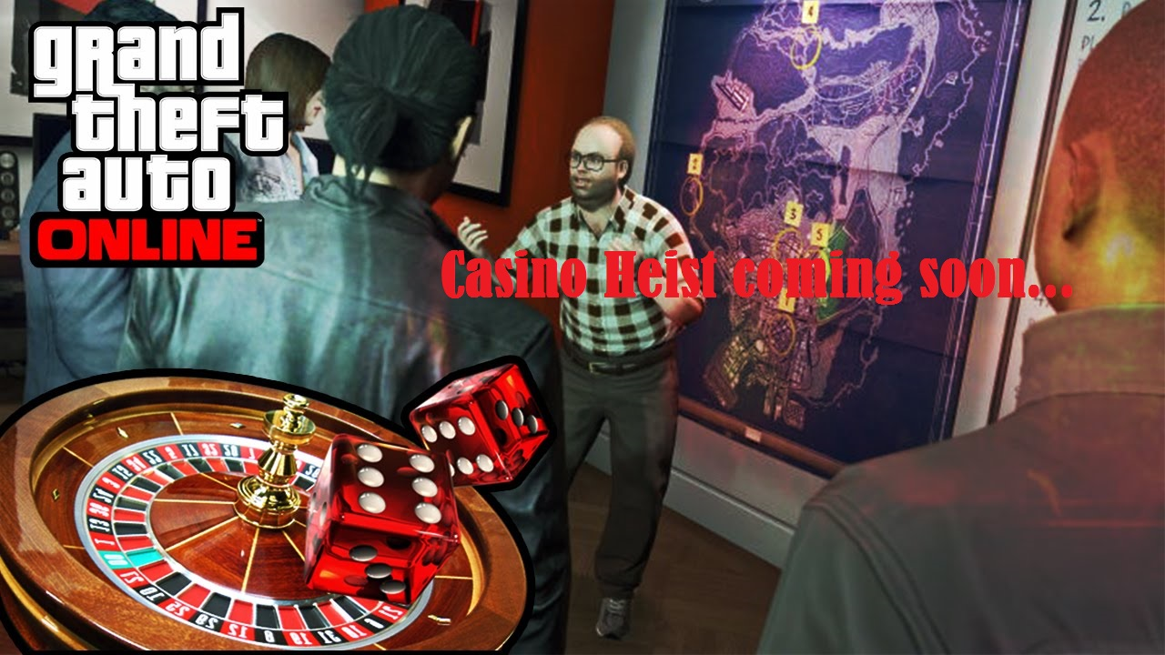 Gta Online Casino Heist Update