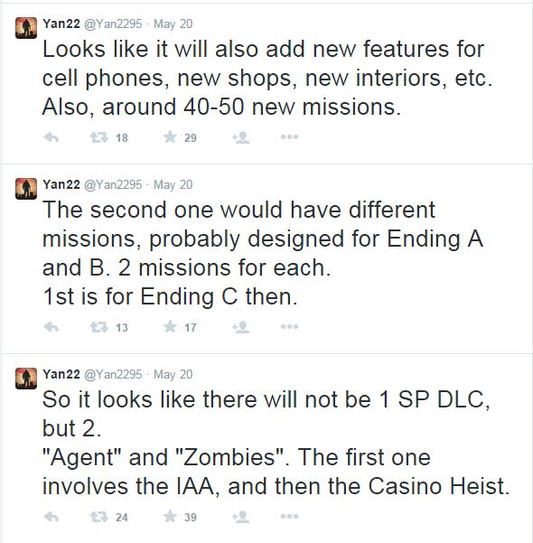 GTA 5 leaked DLC