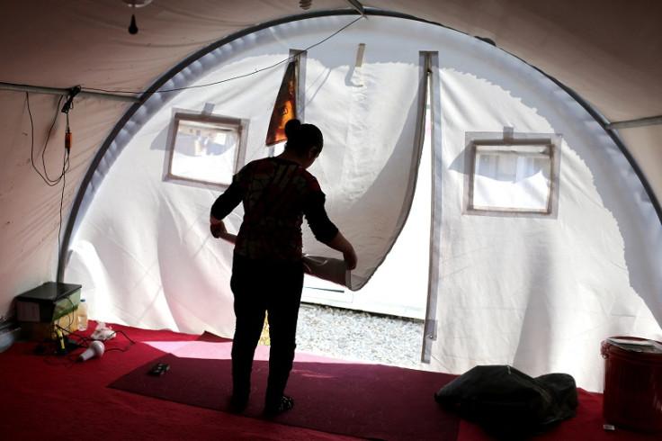 Yazidi refugee Islamic State Isis rape survivor