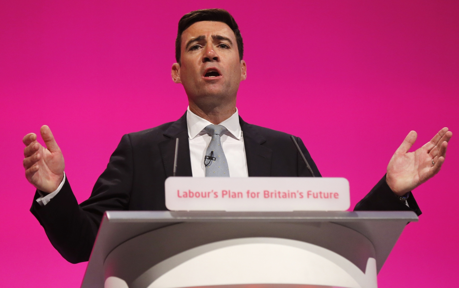 Andy Burnham faces criticism