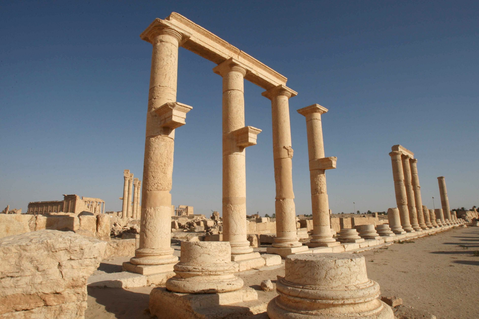 PALMYRA
