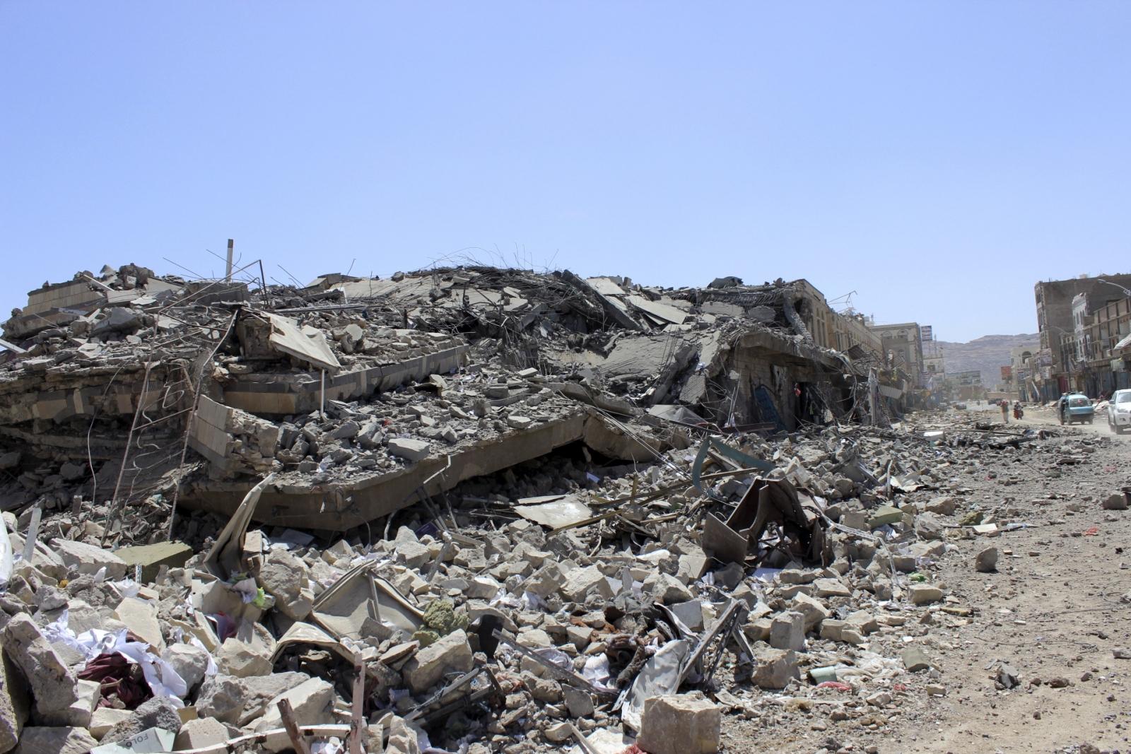UN talks over Yemen crisis postponed