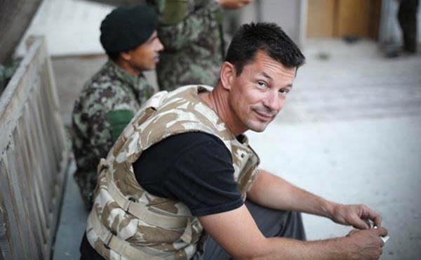 John Cantlie British Isis fighter