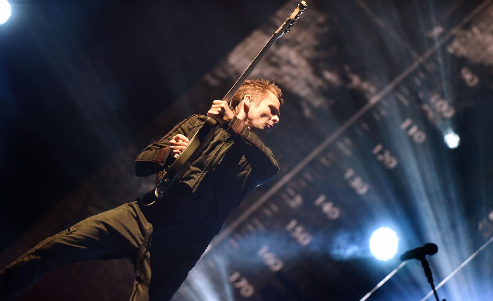 Muse at Radio 1 Big Weekend