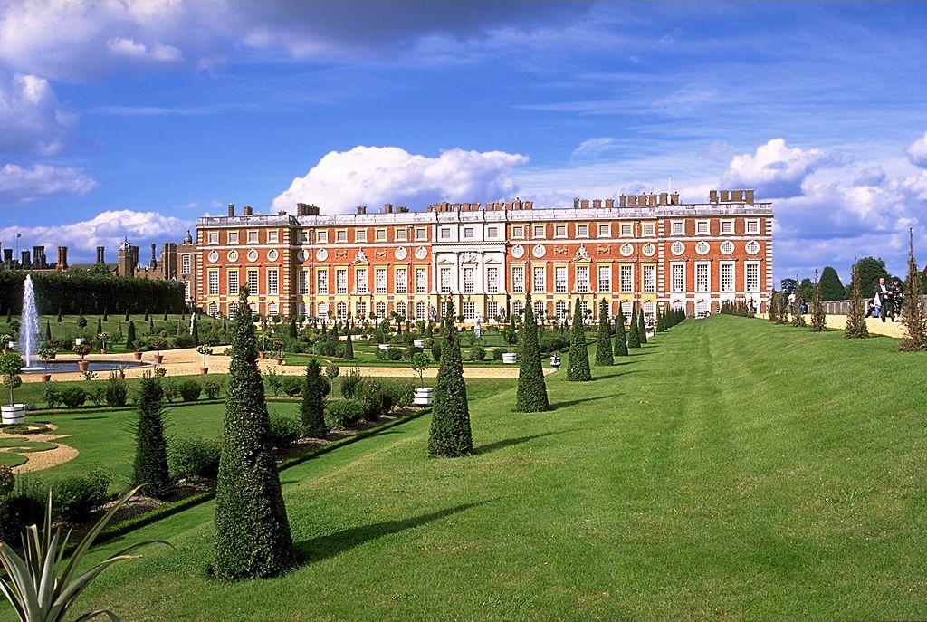 Hampton Court girl 13 raped