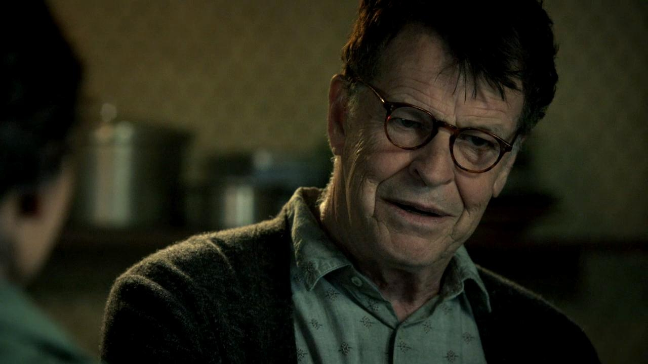 John Noble as Henry in Sleepy Hollow