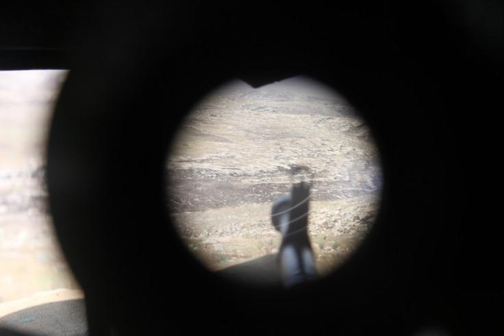 Mosul frontline