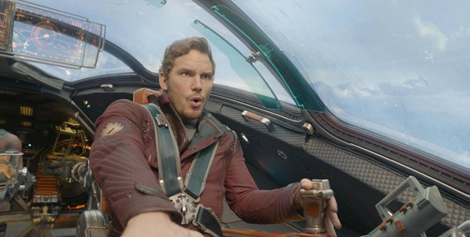 Chris Pratt in Avengers 3