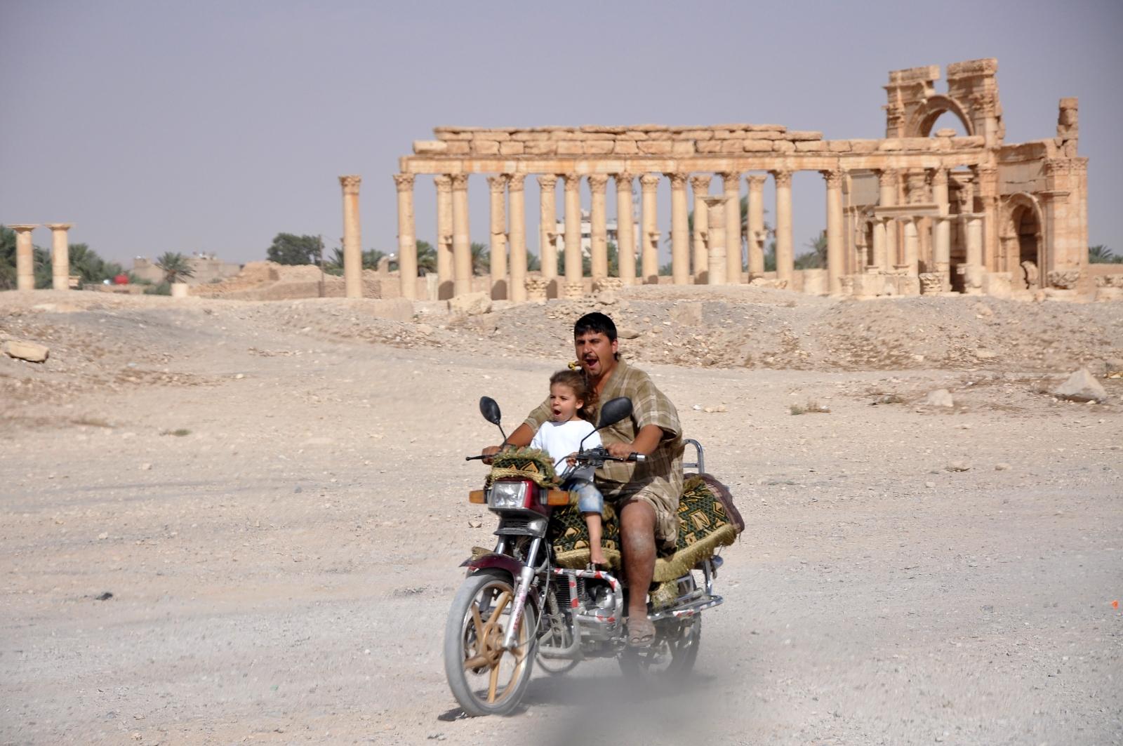 Palmyra Isis