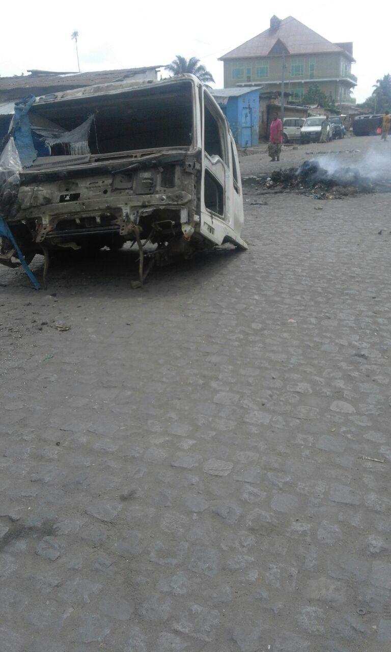 Buyenzi protests Bujumbura