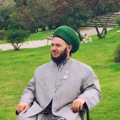 Turkish Islamic cleric Mücahid Cihad