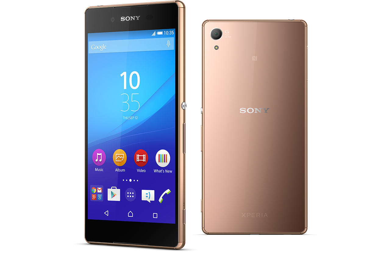 Sony Xperia Z3  global smartphone