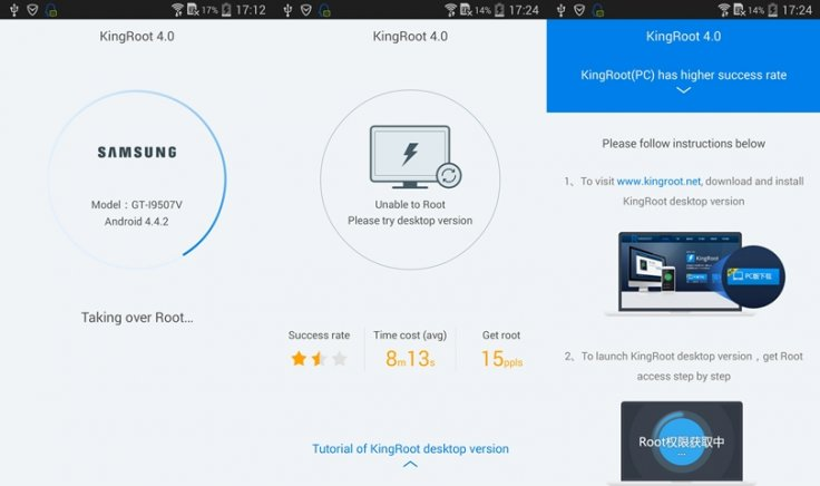How to root any Android device with one-click KingRoot tool