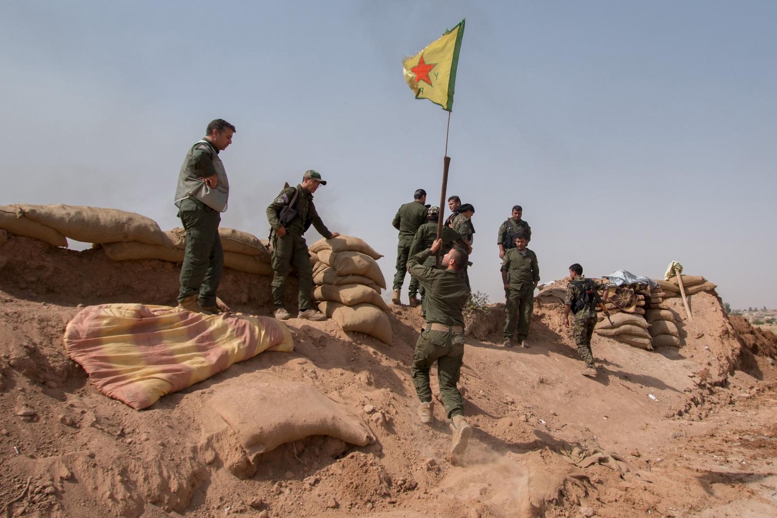YPG Hasakah Syria