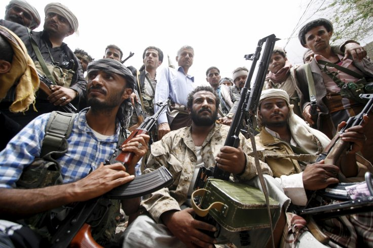 anti-Houthi Popular Resistance Committee