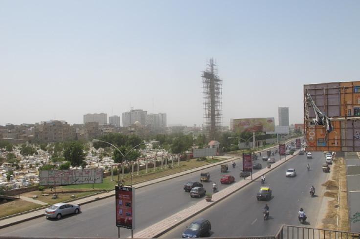 Cross Karachi