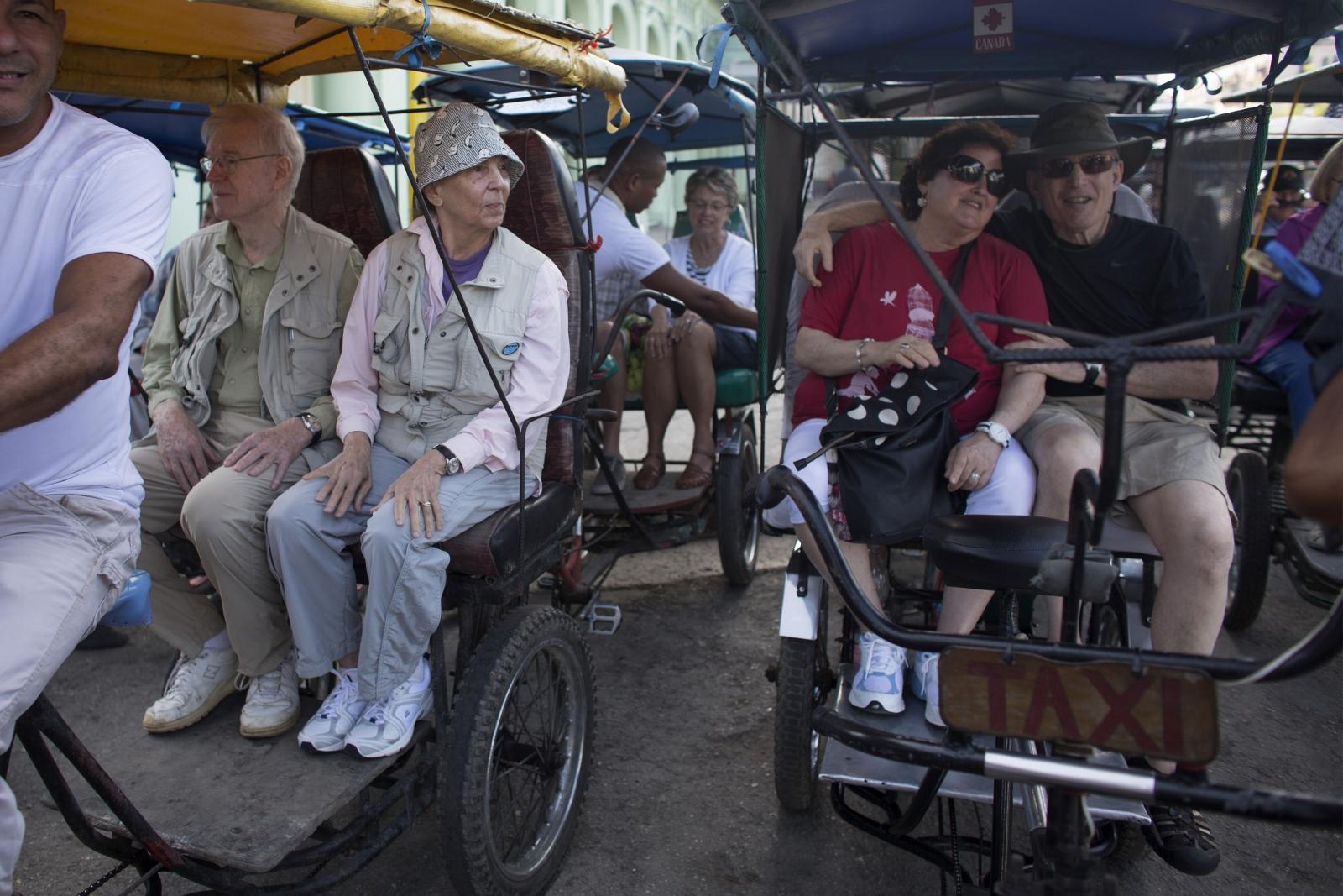 Cuba tourism