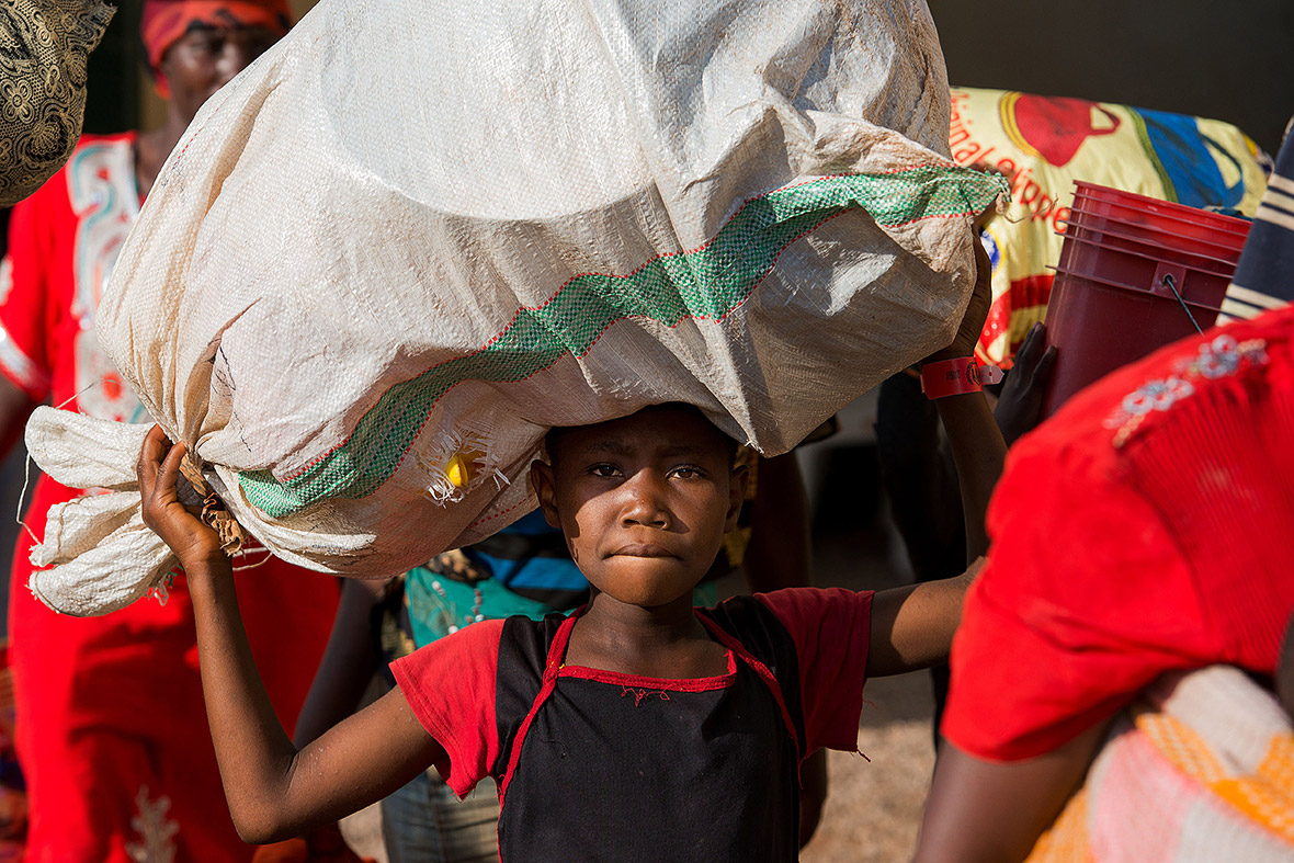 Burundi refugees