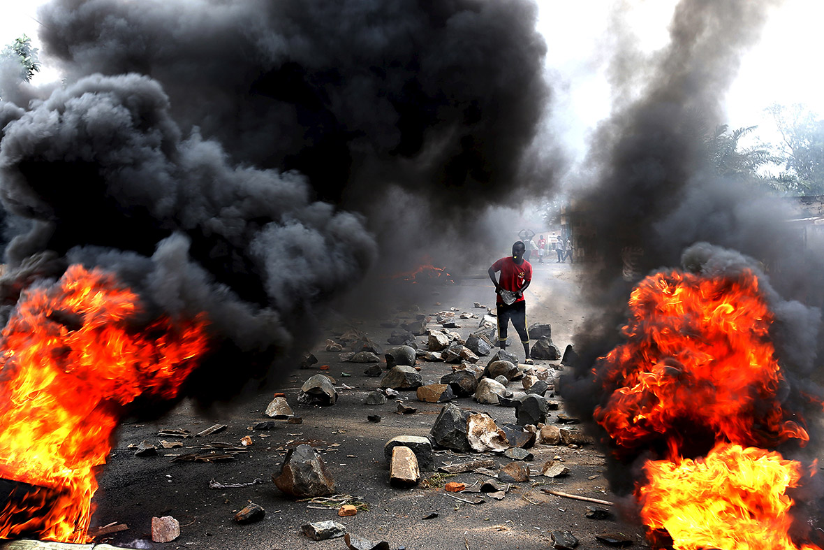 burundi protests election