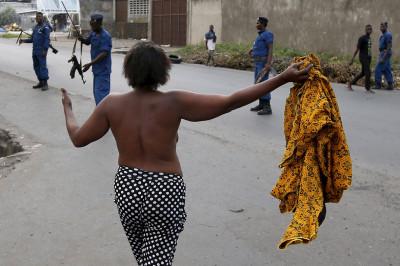 burundi protests election
