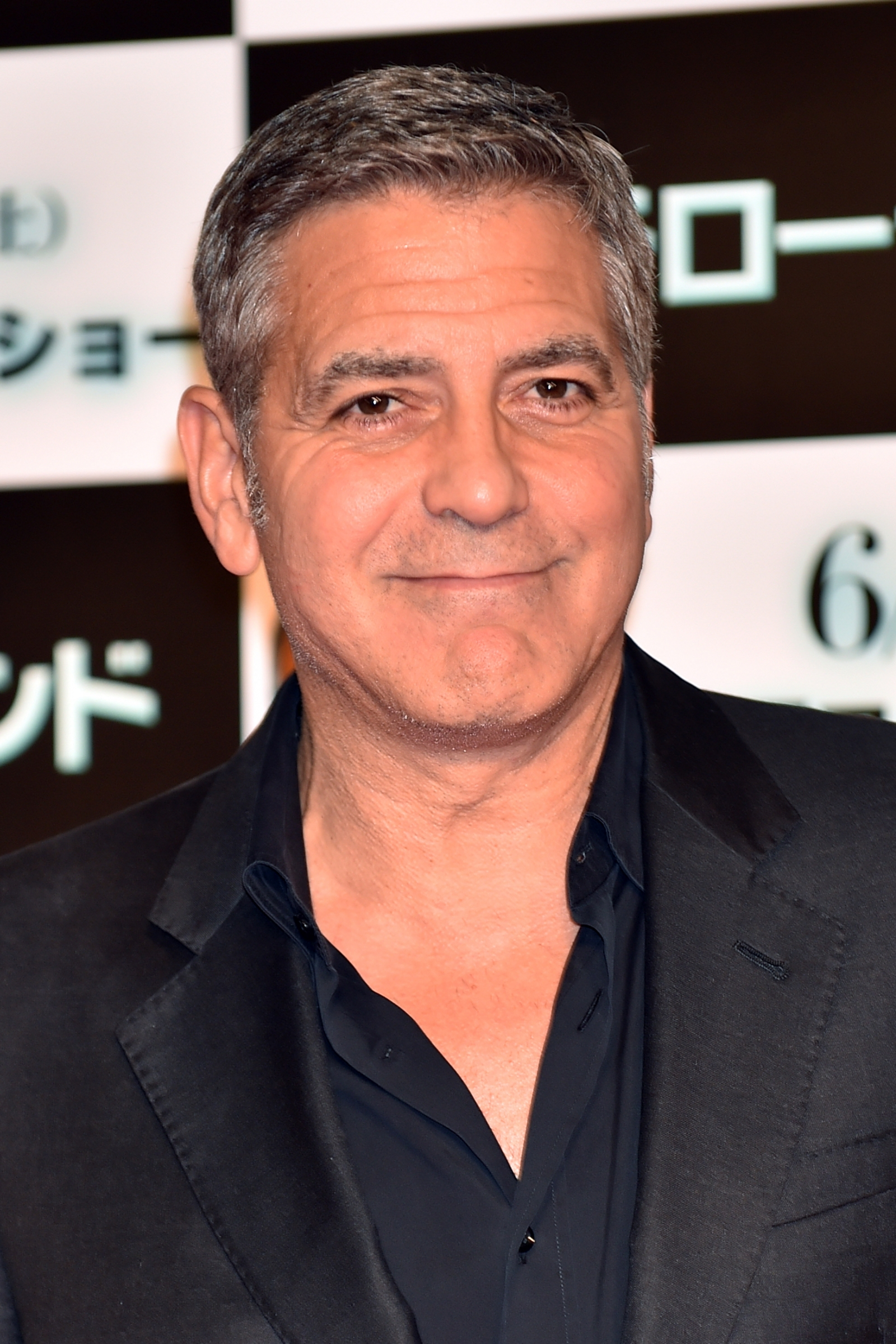 George Clooney On Men Getting Old You Just Have To Look The Best You Can And Not Worry About It