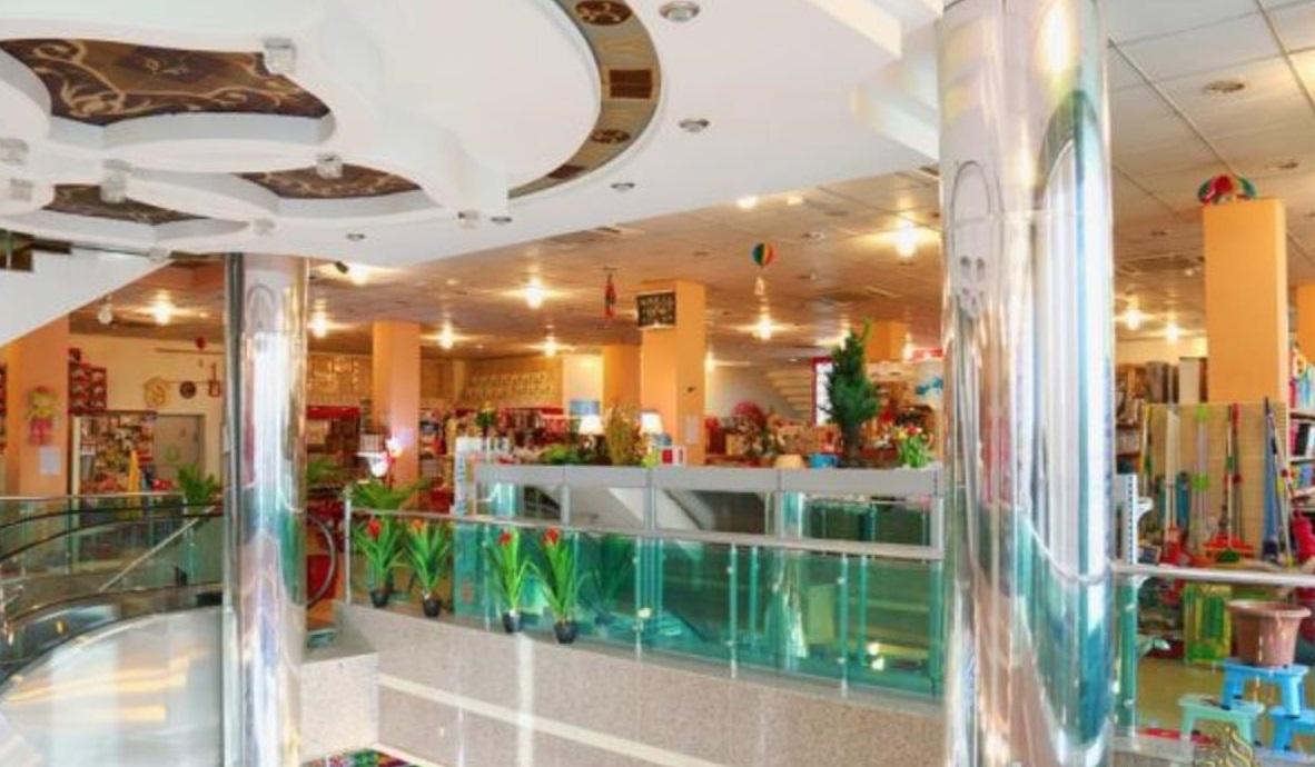 Isis shopping malls