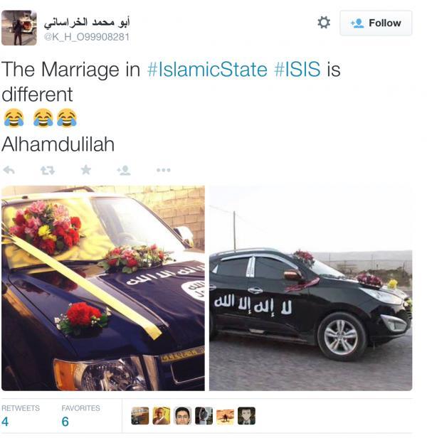 Isis wedding