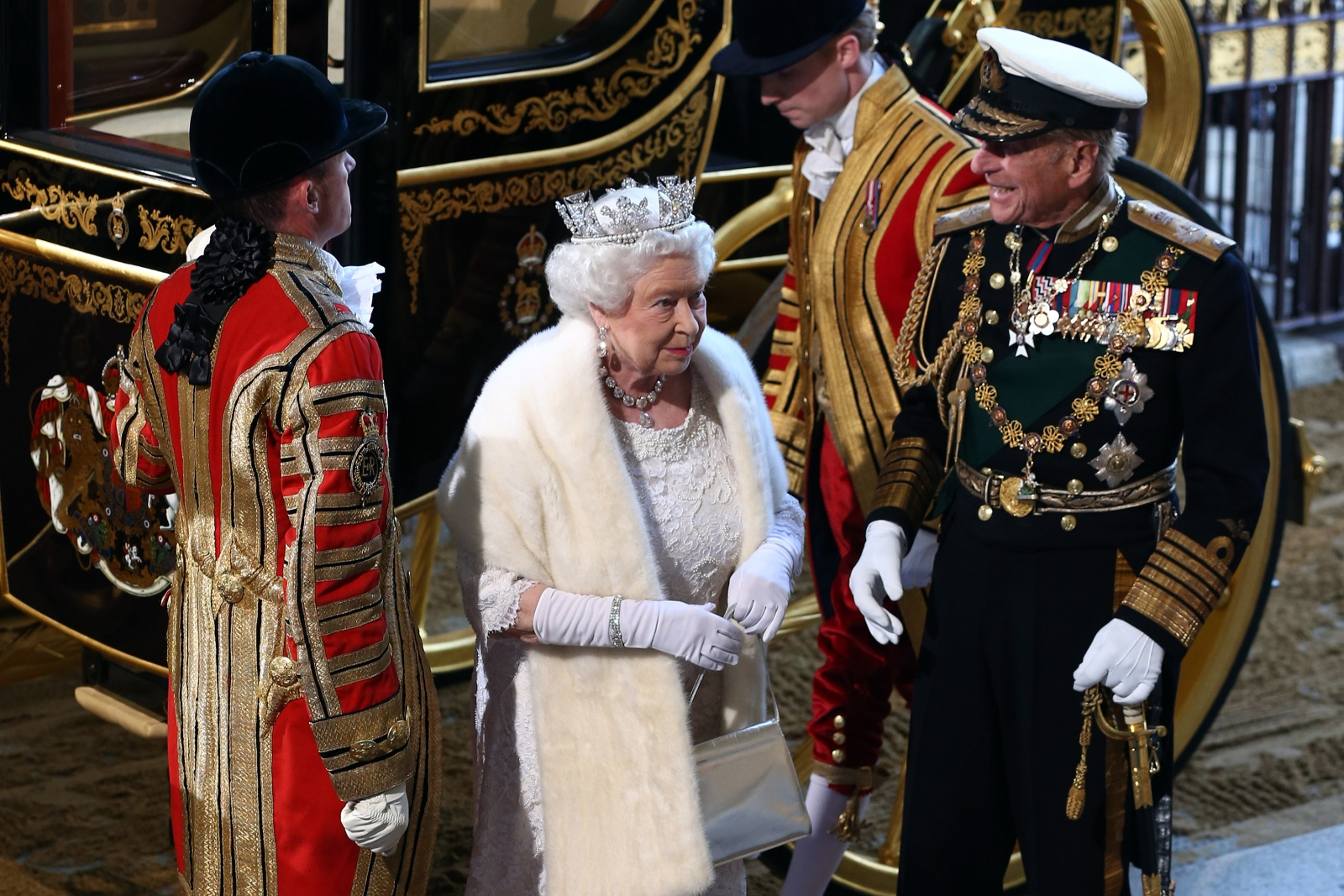 Queens speech